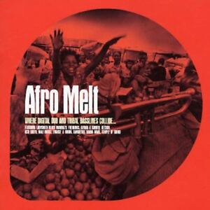AFRO-MELT-various-CD-compilation-2002-dub-downtempo-tribal-very-good