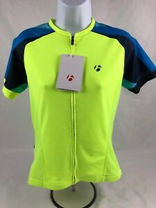 Image is loading Bontrager-Sonic-Women-039-s-Cycling-Jersey-SIZE- 997edadf1