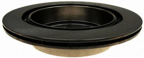 Disc Brake Rotor-Non-Coated Rear ACDelco Advantage 18A1665A