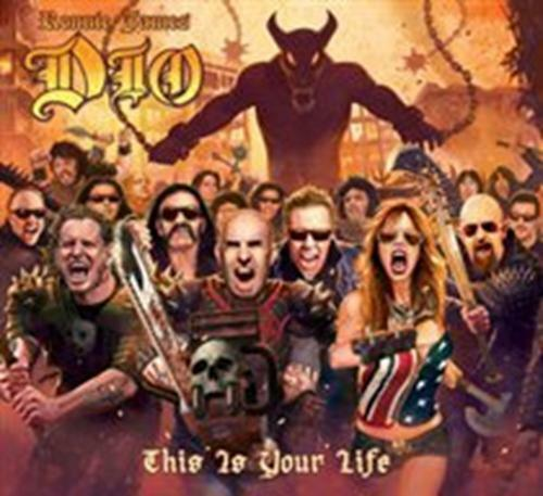 RONNIE JAMES DIO (UN OMAGGIO A - Ronnie James Dio - THIS IS YOU NUOVO CD