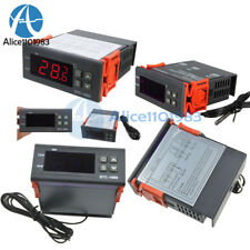 1224110 220v Stc 1000 Temperature Controller Thermostat Control Temp Sensor