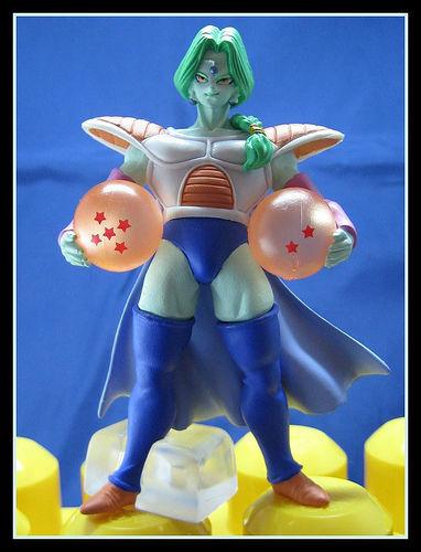 Bandai HG Special Fight 1 Dragonball Z Gashapon Figure Figurine ZARBON