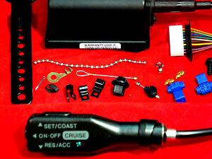 Rostra 250-1223 /& 3742 /& 4328 Cruise Control kit 1995-2005 Honda Civic w 1.7L