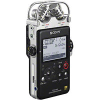Sony Pcm-d100 High Resolution Portable Stereo Recorder Pcmd100 Pcm D100