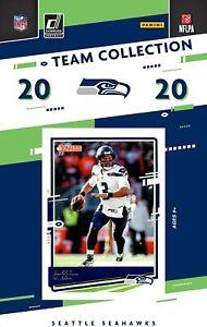 2020-Panini-Score-Football-Seattle-Seahawks-Team-Set