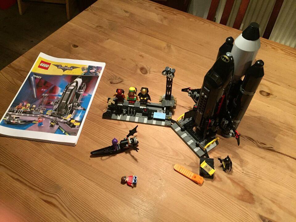 Lego Super heroes, 70923 The Bat-Space Shuttle