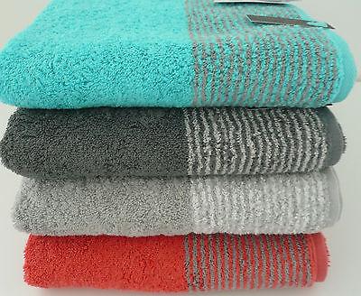 Duschtuch badetuch playa pañuelo toalla de sauna wellness pañuelo multicolor 80x200cm algodón