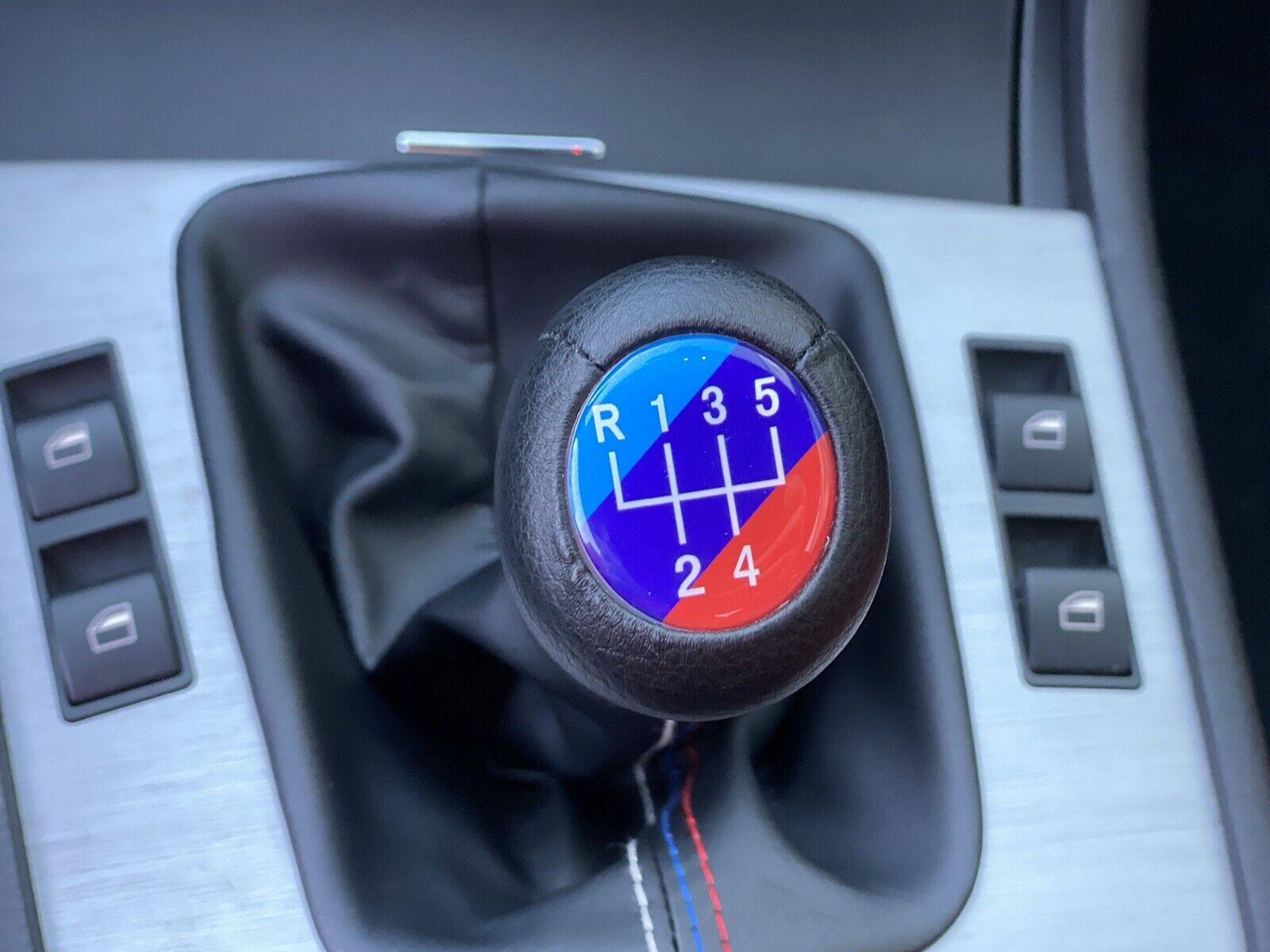 5 Gang Schaltknauf Knauf für BMW E30 E34 E36 E38 E39 E46