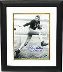 Johnny Lattner Signed Notre Dame 8x10 Photo - Heisman 53