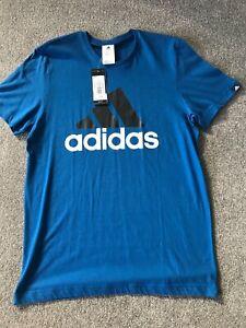 Bleu Hommes T Adidas Shirt S Taille ED2HI9W