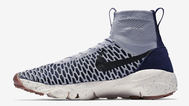 2016 Nike Footscape Magista Flyknit SZ 12 Wolf Grey Obsidian Sail 816560-001