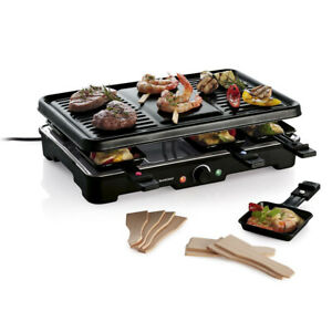 Raclette Grill SRG 1200 B Thermostat Stufenlos
