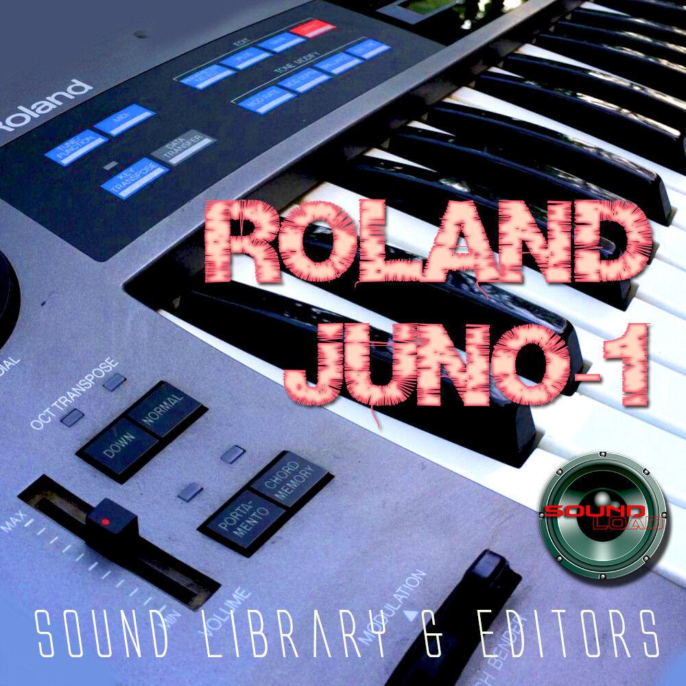 for ROLAND U-20 Original Factory and New Created Sound