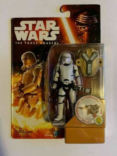 The Force Awakens First Order Flametrooper Star Wars