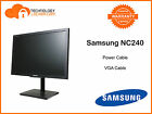 """Samsung SyncMaster NC240 PCoIP 24"""" 1920 x 1080 LCD LED All-In-One Monitor"""