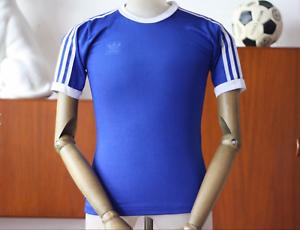 Adidas-Shirt-Trikot-T-Shirt-True-Vintage-Adidas-Oldschool
