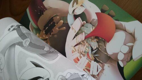 A5 34pages kemono furry LUGIMANIA Gotouroku-Goku bioZS POKEMON doujinshi Lugia