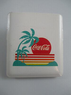 Coca-Cola Metal Tin Clip Magnet Chip Paper Refrigerator Magnet