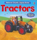 Tractors by F. Brooks (Board book, 2004)