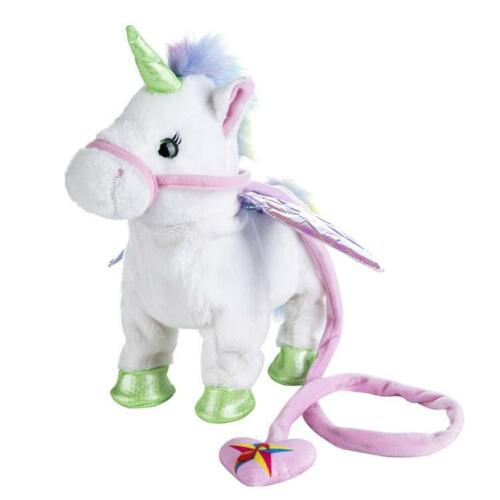 Magic Walking /& Singing Unicorn Toy
