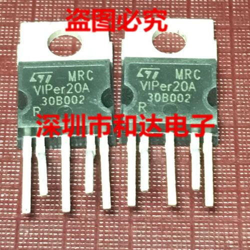 5 x VIPer20A Transistor TO-220-5