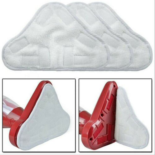 Washable Microfibre Floor Mop Pads Replacement For H20 X5 Steam Mop