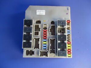 details about renault clio mk3 modus 2005 2012 engine bay fuse box upc, 674658a Renault Clio Engine Bay Fuse Box