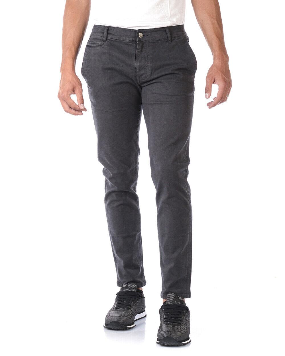 Jeans Daniele Alessandrini men grey PH0013707 10