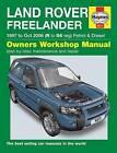 Land Rover Freelander 97-06 by Haynes Publishing Group (Paperback, 2014)