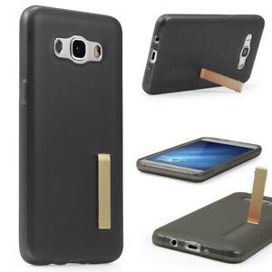 Urcover-Samsung-Galaxy-j7-2016-Housse-de-protection-avec-fonction-de-support-Soft-Case-Cover