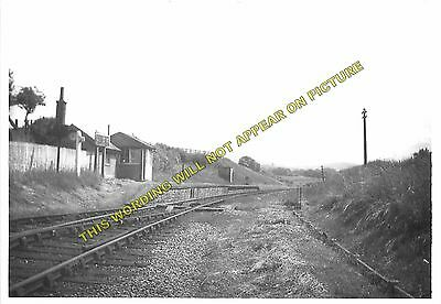 Winder 1 Rowrah Line. Cleator Moor Yeathouse Railway Station Photo