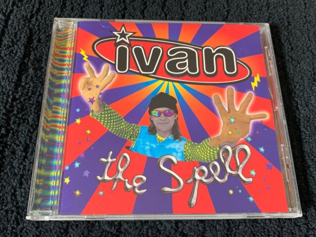 Ivan – The Spell CD, Rare Hard To Find [Men Without Hats] Synth Pop