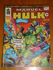 MIGHTY WORLD OF MARVEL #216 1976 NOVEMBER 17 BRITISH
