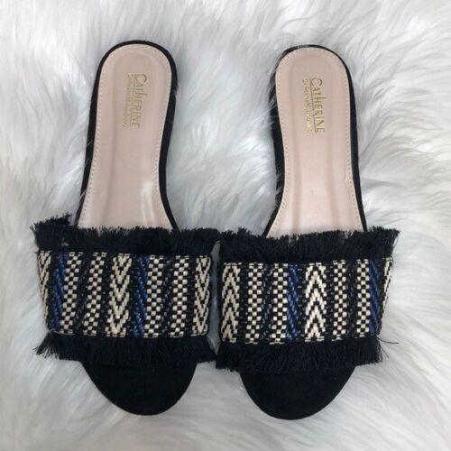 Catherine Malandrino Reina Slide Sandals