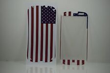 NEW NEWMOND USA FLAG SKIN STICKER SCREEN PROTECTOR STICKER FOR SAMSUNG S3