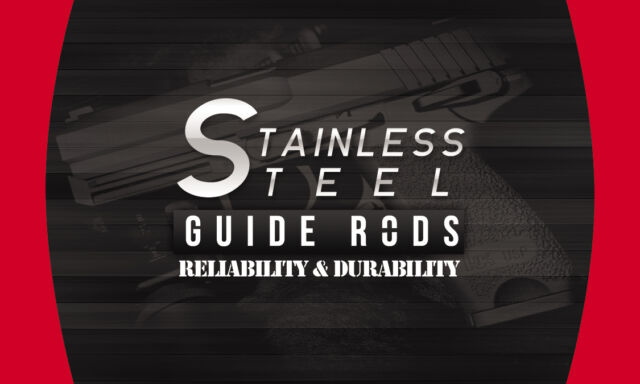 Stainless Steel Guide Rod for Keltec Pf9 P-11