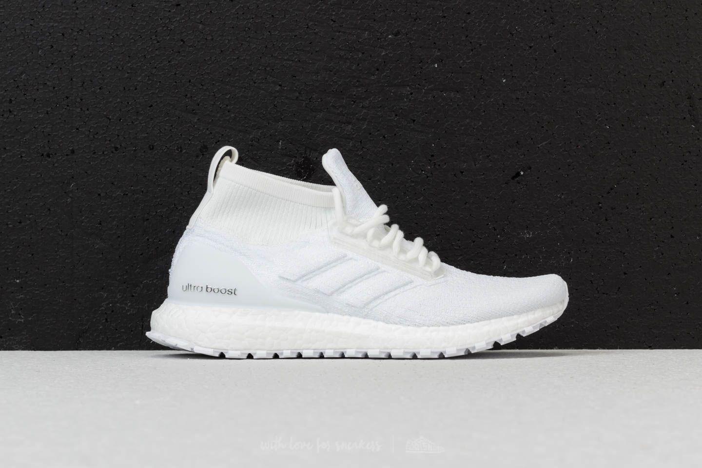 Adidas Ultra Boost All Terrain Gr. 40 2/3 Triple Weiß NEW WITH TAG