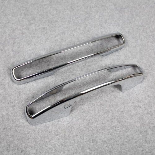 4pcs Chrome Door Side Handles Cover Trim For 2018 2019 New Ford Expedition