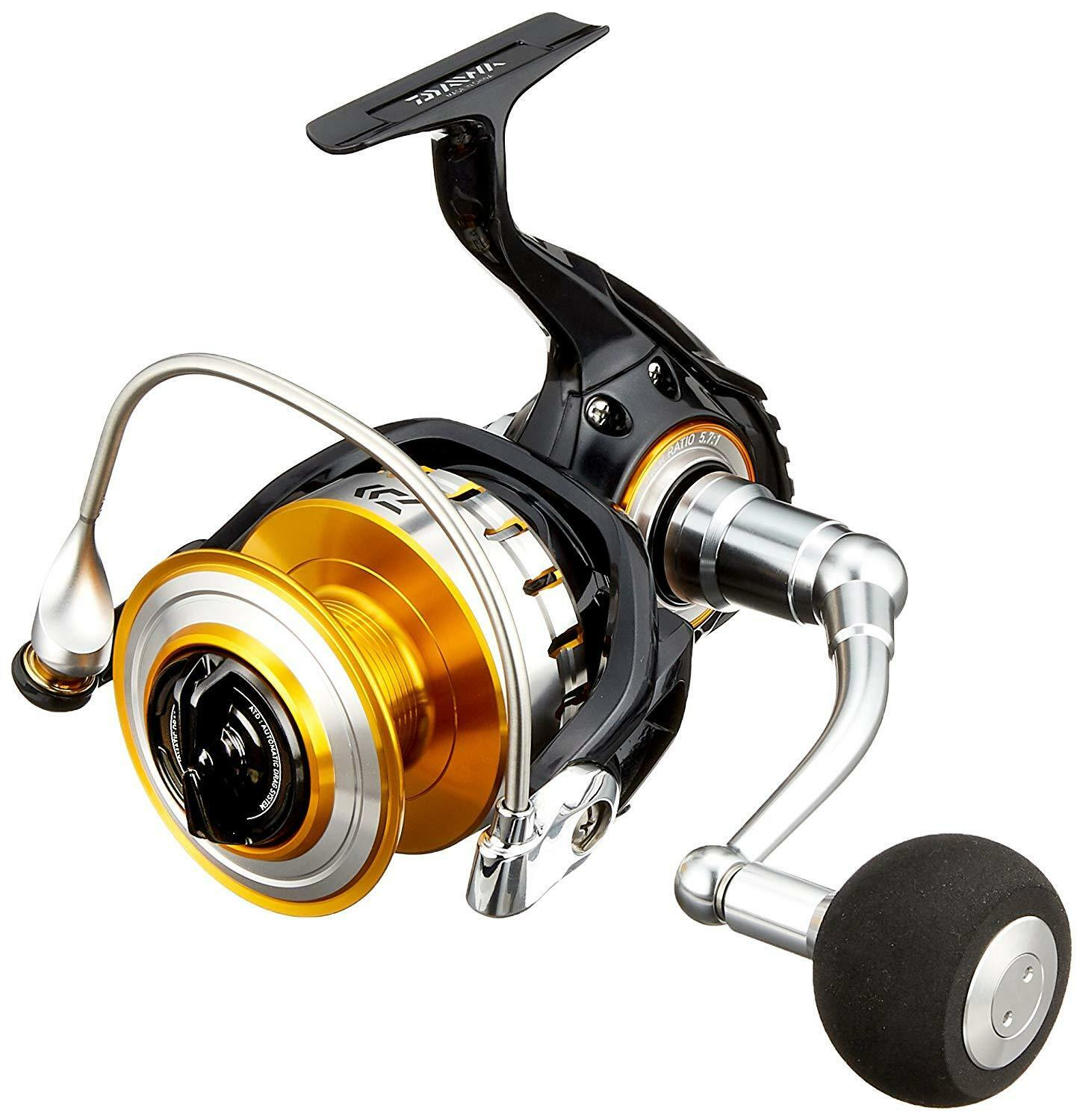 Daiwa 16 BLAST 5000H Fishing REEL From JAPAN