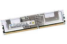 Samsung M395T5160QZ4-CE68 4GB ECC FB DIMM DDR2 667 MHz PC2-5300F Fully Buffered