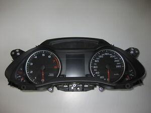 Audi A4 8K TFSI FSI Fis + Mfa High Compte-Tours Groupe Instrument 8K0920930A T89