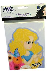Moxie-Girls-Thank-you-cards-and-envelopes-x-12