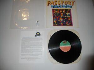 Passport-Heavy-Nights-1986-1st-Promo-Dennis-King-USA-EXC-ULTRASONIC-Clean