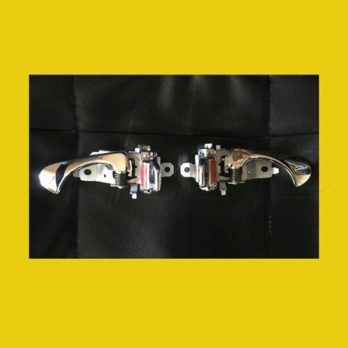 Interior Chrome Door Handles Mitsubishi FTO 2.0 V6 DE3A /& 1.8 4Cyl DE2A PAIR
