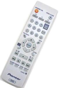 Genuine Pioneer VXX3218 DVD Remote For DV-400V-K DV-600AV DV-600VS