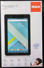 "RCA Voyager III 7"" IPS Screen RCT6973W43 Tablet Android 6.0"