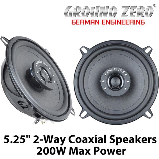 Ground Zero GZIF 5201FX