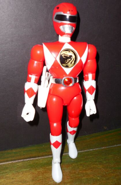 "Mighty Morphin Power Rangers Harate Kickin' Jason 8"" Deluxe BAN DAI"