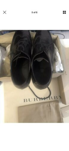 London Chaussures Pointure Homme Marron 44 Burberry Fabriqu 10 6qRtw5t