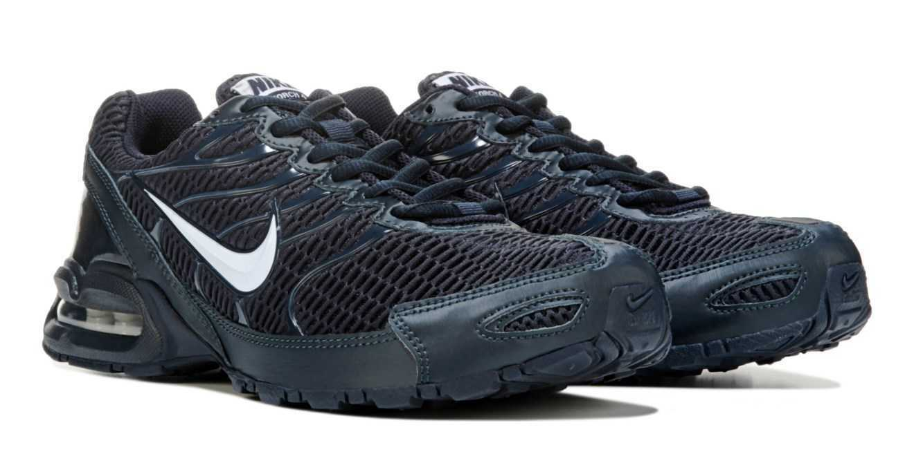 Navy Nike Air Max Torch 4 Running Cross Training shoes Sneaker MENS Reax Sequent